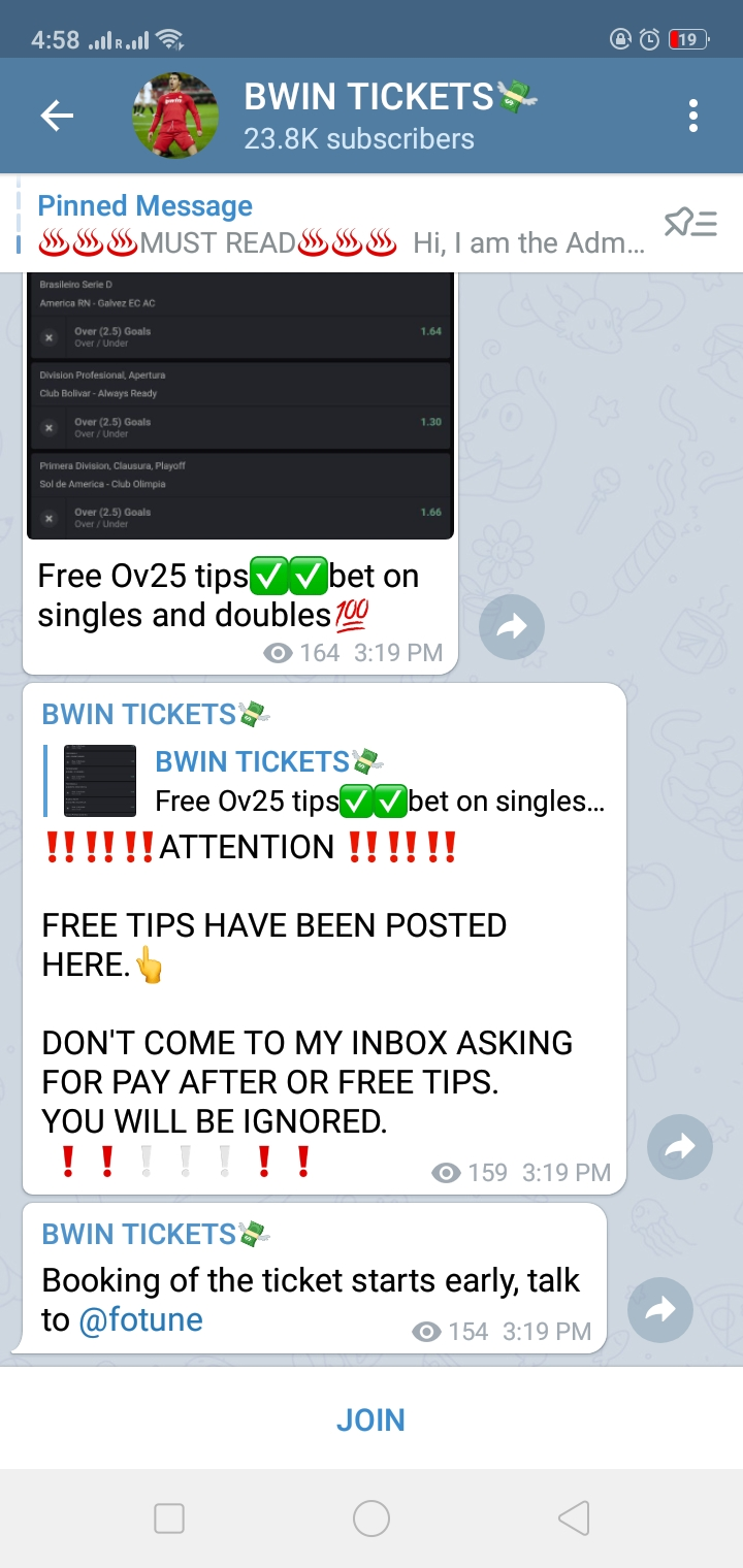 Scammer! Please bock that group, don't make another become the victim same me