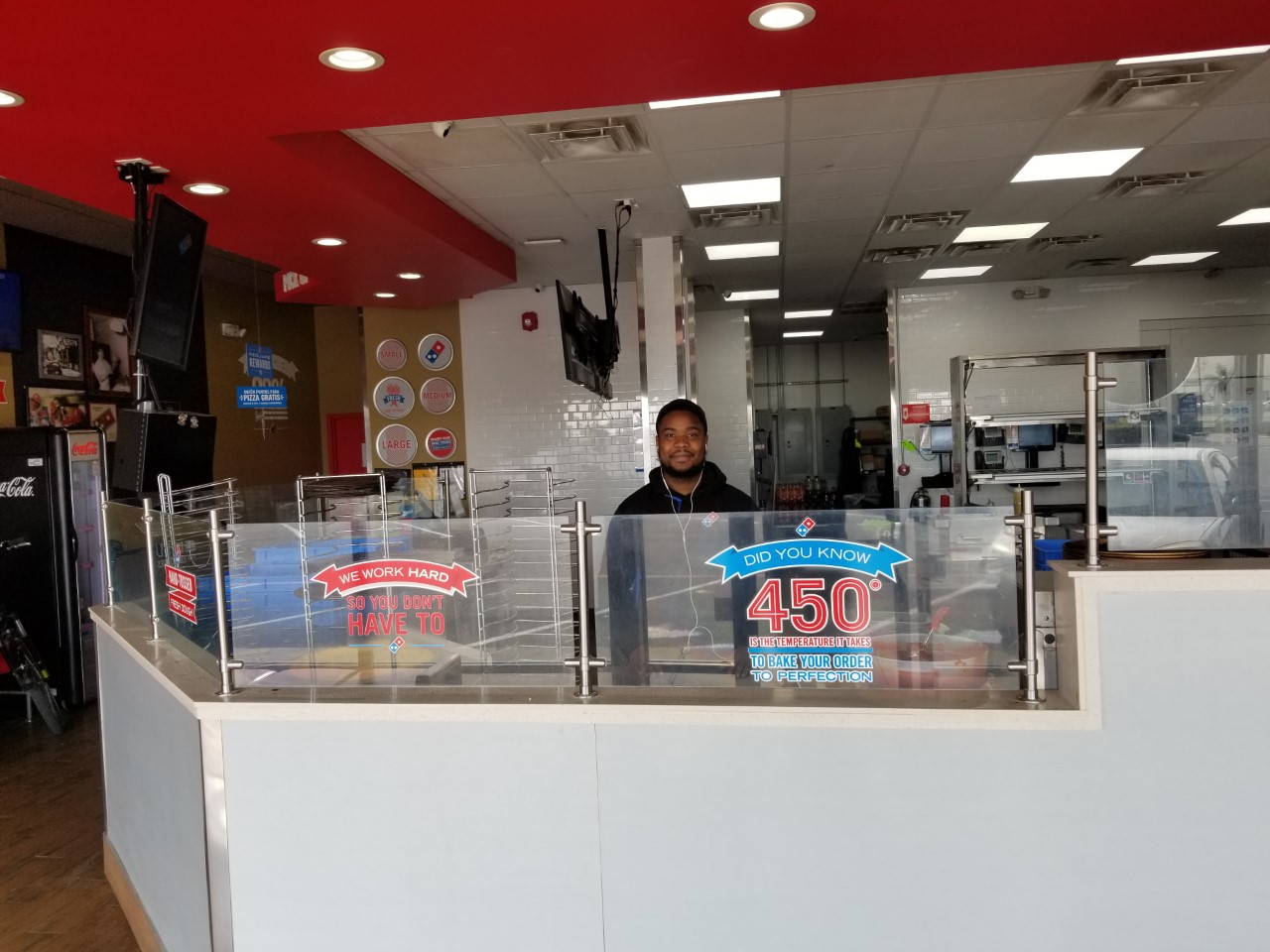 Unattentive Employee left in charge of store