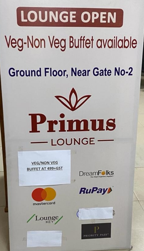 Denial of lounge access
